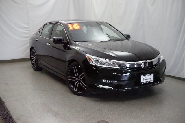 Pre Owned 2016 Honda Accord Touring