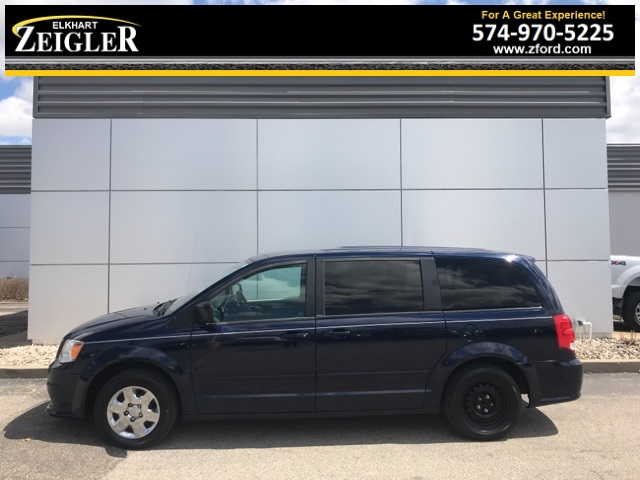 041ce1af6a Pre-Owned 2012 Dodge Grand Caravan SE AVP 4D Passenger Van for Sale ...